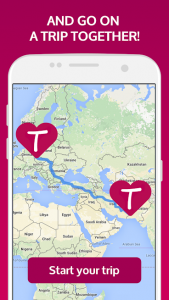 Tourbar- Find a travel buddy, chat with travelers