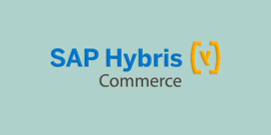 Hybris Commerce Cloud