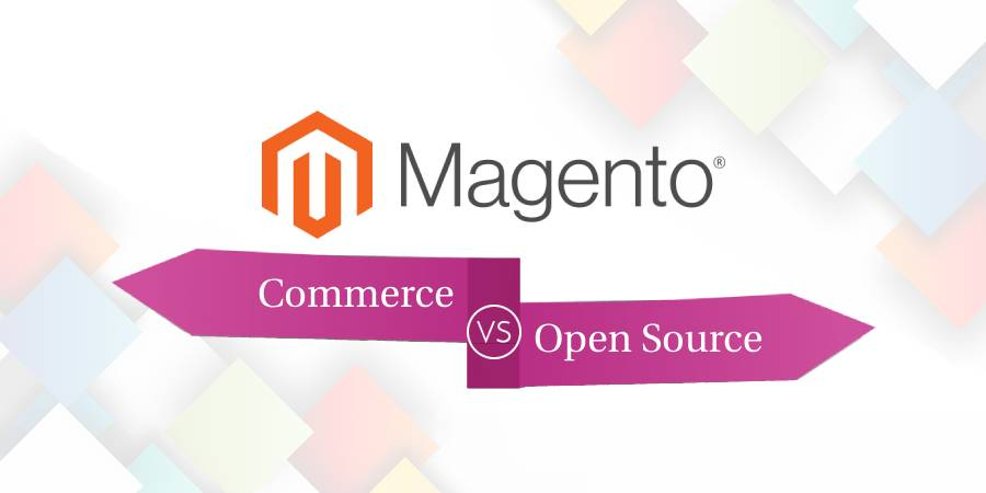 Magento Commerce vs Open Source